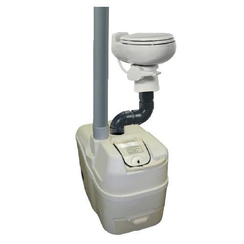 Image of Sun-Mar Centrex 1000 NE Central Composting Toilet System