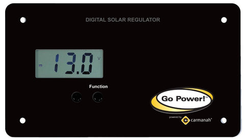 Go Power Weekender SW-160 Solar Kit