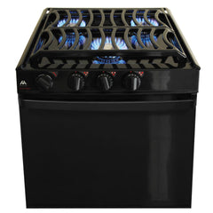 Image of Atwood 3 Burner High Output 17 Inch Range Oven