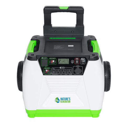 Image of Nature's Generator Expandable Portable Generator