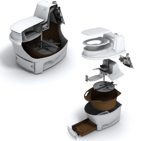 Image of BioLet BIO25 Composting Toilet