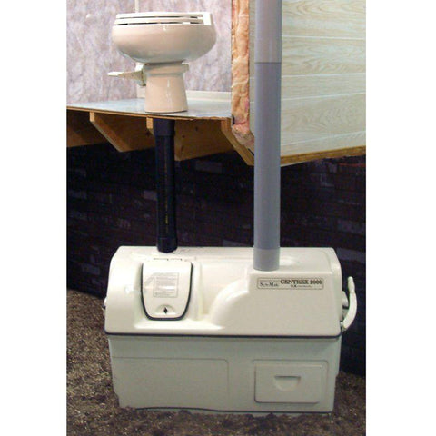 Image of Sun-Mar Centrex 2000 NE Composting Toilet System