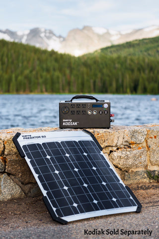 Inergy Predator 50 Portable Solar Panel