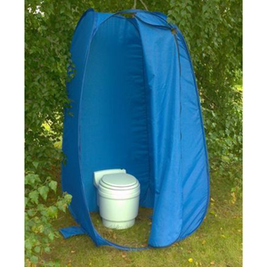 Dry Flush Portable Privacy Shelter