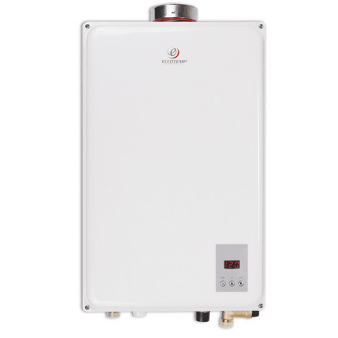 Image of Eccotemp 45HI-LP Water Heater Horizontal Bundle