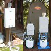 Image of Eccotemp L10 Portable Tankless Water Heater with EccoFlo Pump & Strainer