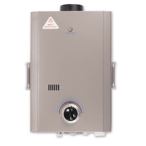 Image of Eccotemp L7 Portable Outdoor Tankless Water Heater with EccoFlo Pump & Strainer