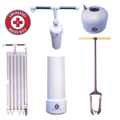 Image of Emergency Water Well DIY Kit