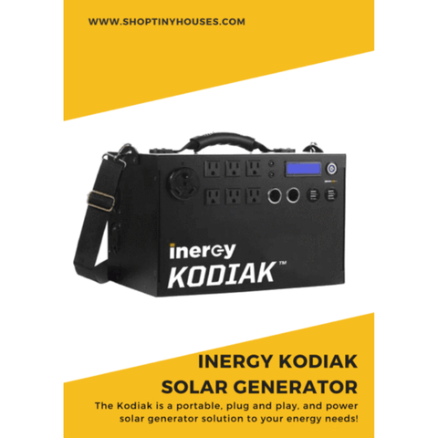 Image of Inergy Kodiak Solar Generator