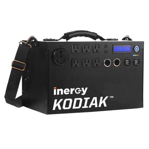 Inergy Kodiak Solar Generator Super Pack