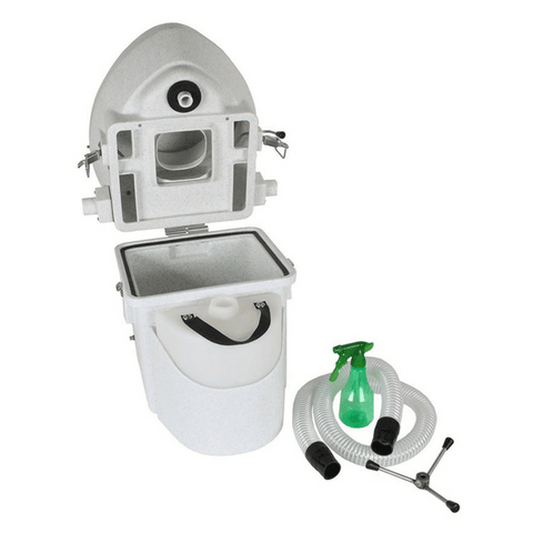 Nature's Head ® Composting Toilet by Natures Head USA