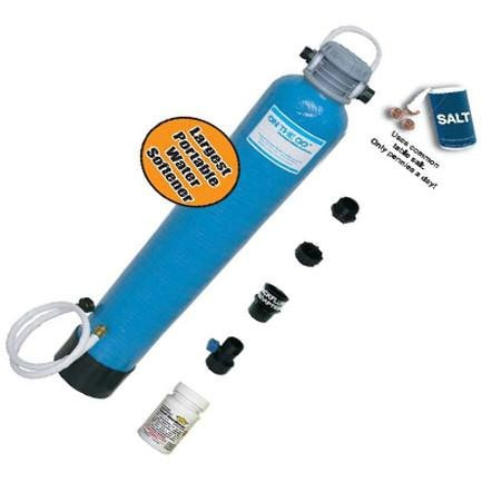 On The Go Park Model Portable Water Softener