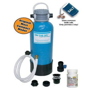 On The Go Standard Portable Water Softener