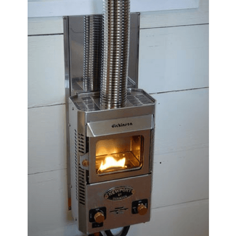 Image of Dickinson Newport P12000 Propane Fireplace