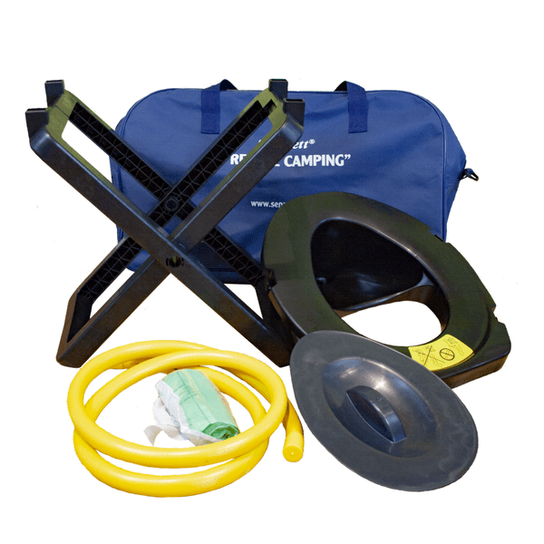 Separett Rescue Camping Toilet Kit