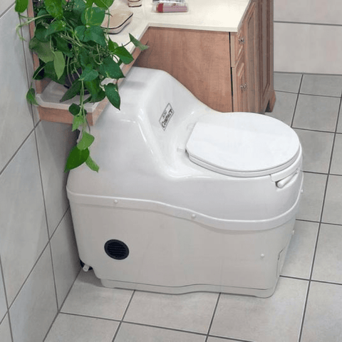 Image of Sun-Mar Compact Composting Toilet