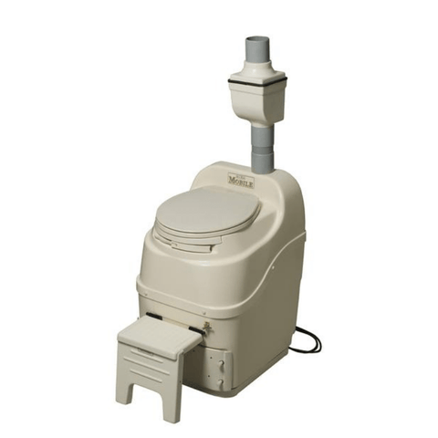Sun-Mar Mobile 12volt Composting Toilet