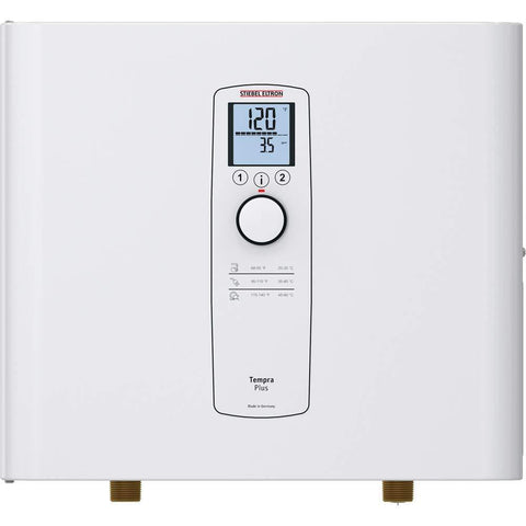 Stiebel Eltron Tempra Model Electric Tankless Water Heater