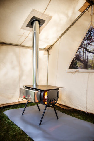 Image of Stove Mat / Tent Shield