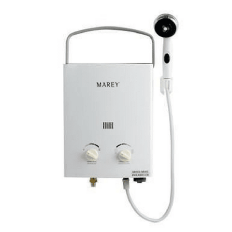 Image of Marey Portable 5L Gas Water Heater