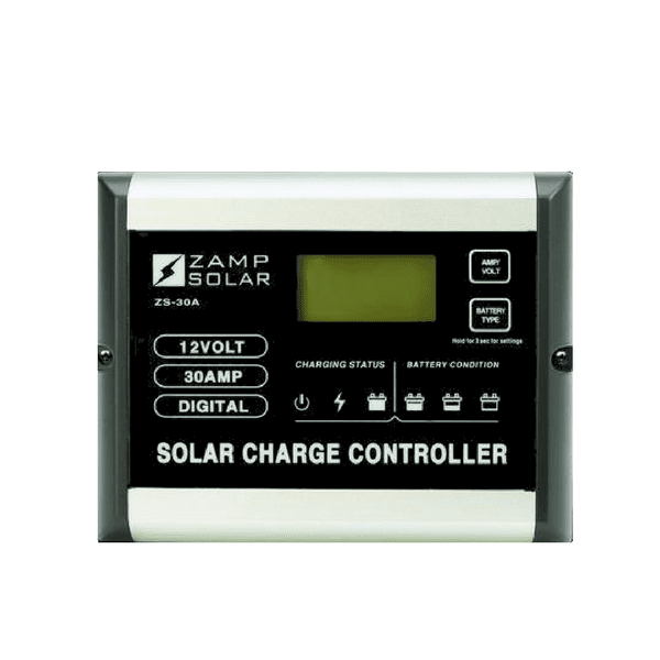 Zamp 90-Watt L Series Deluxe Solar Kit