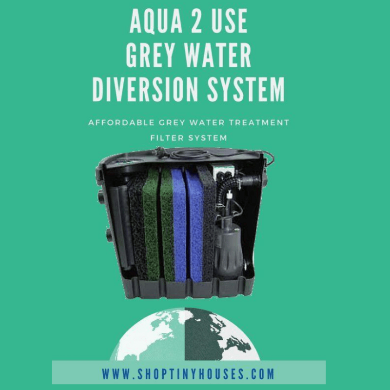 Aqua2use Grey Water Diversion System
