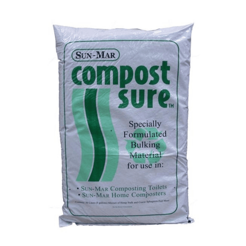 Image of Sun-Mar's Compost Sure Green Bulking Material