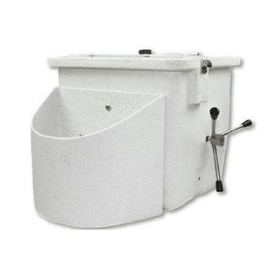 Nature's Head Replacement or Extra Solids Bin with Lid