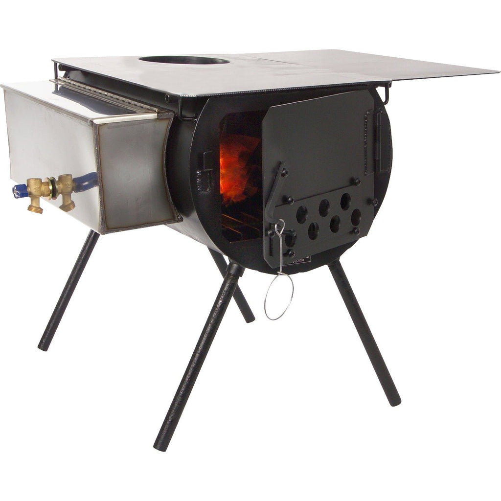 Mesa Cylinder Stove by Colorado Cylinder Stoves