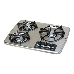 Atwood 3 burner Drop in Cooktop