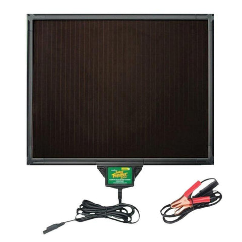 Dry Flush 12 Volt Portable Solar Charger