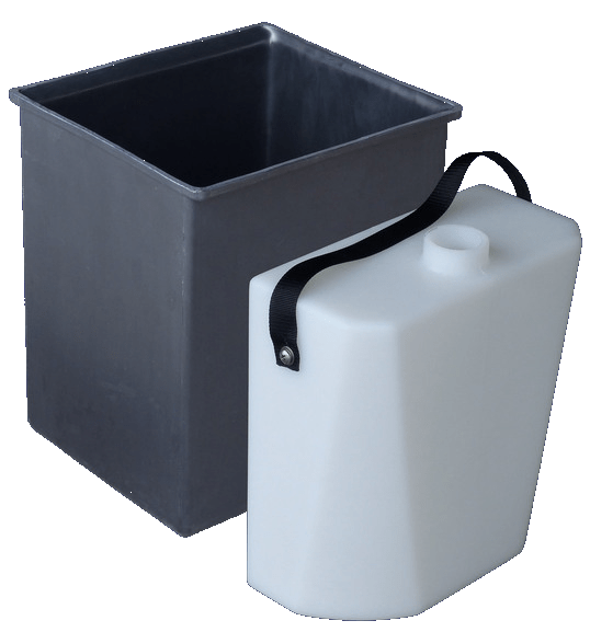 Sun-Mar GTG Urine Diverting Composting Toilet