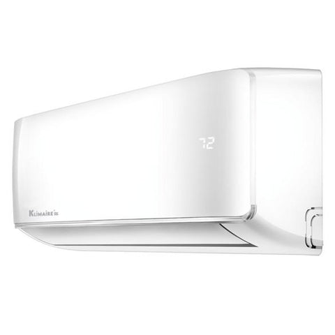 Image of Klimaire 12000 BTU 19 SEER Ductless Mini Split WI-FI Ready Full Kit