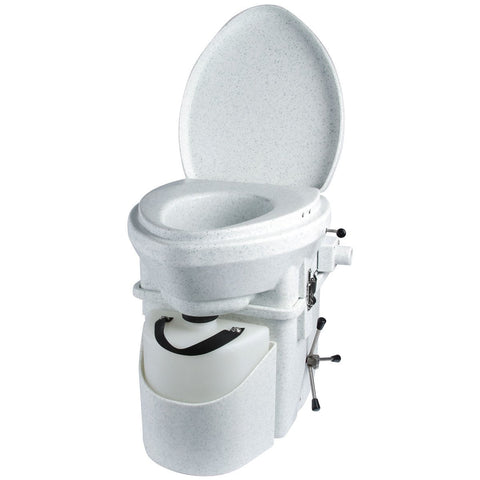 Image of Nature's Head Dry Composting Toilet Front View