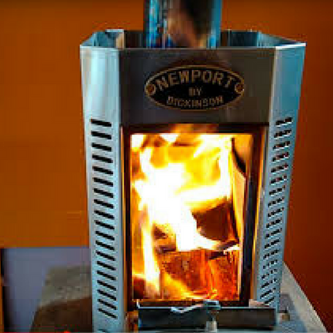 Dickinson Newport Solid Fuel Heater