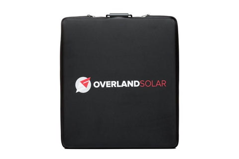 Overland Solar 180 Watt Portable 3 Panel Folding Solar Kit