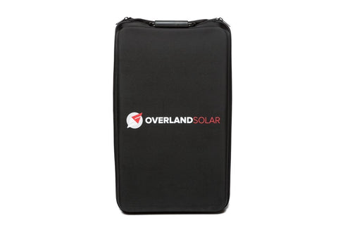 Overland Solar 60 Watt Portable 3 Panel Folding Solar Kit