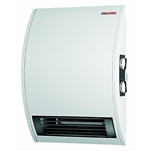 Stiebel Eltron CKT 15E Electric Wall Mounted Fan Heater With Timer