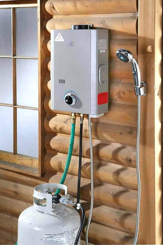 Image of Eccotemp L7 Portable Outdoor Tankless Water Heater