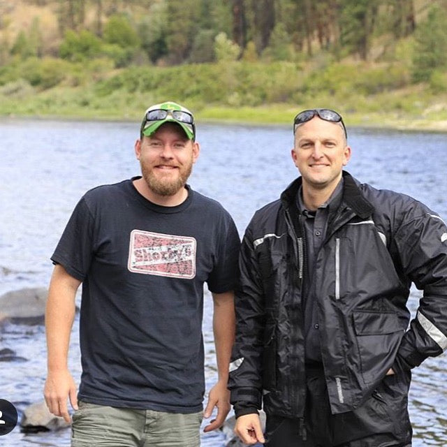 Matt Cannell and John Campbell Overland Equipped