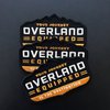 Overland equipped patch