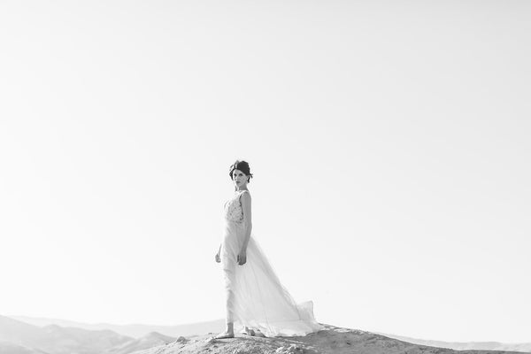 Desert Inspiration: Vasquez Rocks Styled Photoshoot