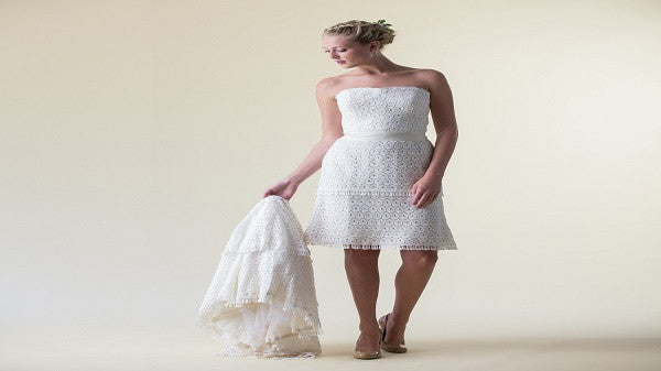 Earth And The Girl Recommends Celia Grace Fair Trade Wedding Dresses