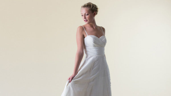 Celia Grace Wedding Dresses Listed in Sustainable Designers Article