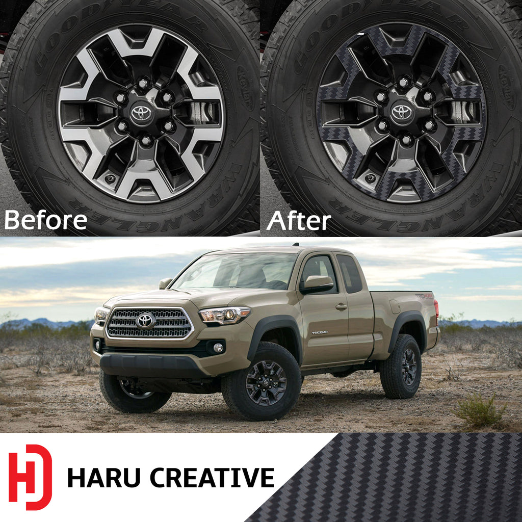 Tacoma TRD Off Road Wheel 2016-2018