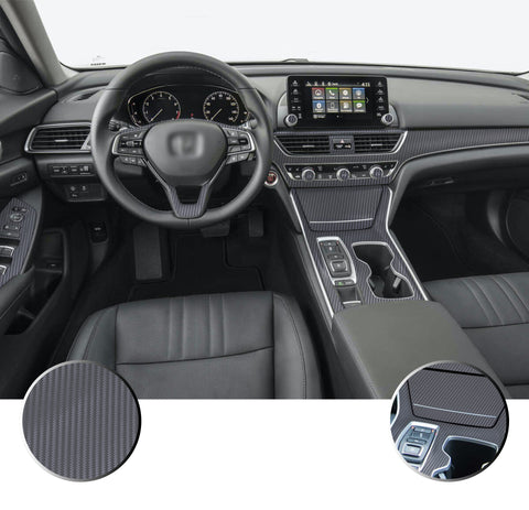 Honda Accord Sedan Interior 2018-2020