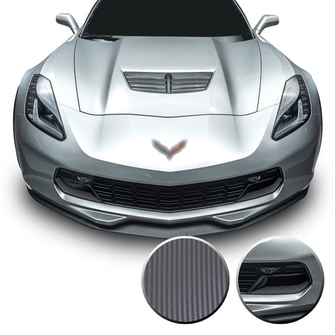 Corvette C7 Grille Brake Scoop 2014-2019