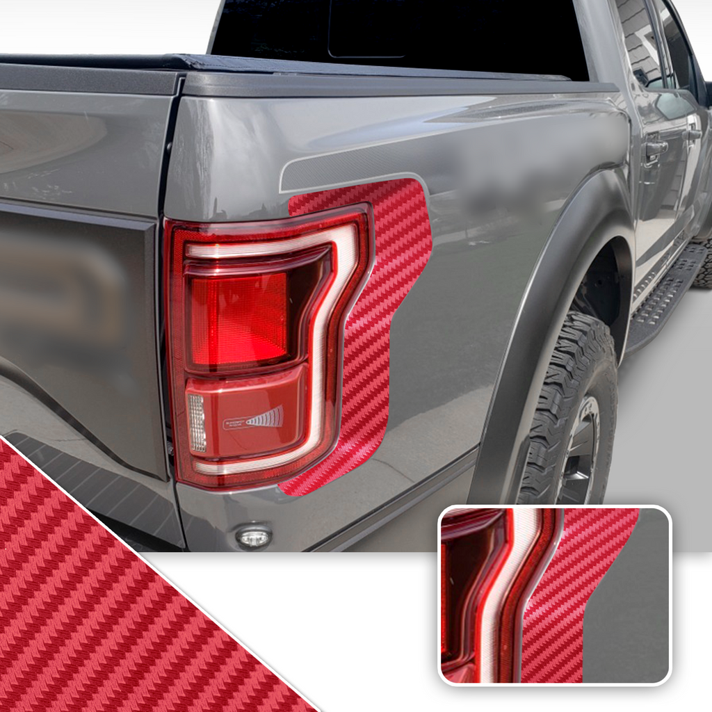 Raptor F-150Tail Light Accent 2018+