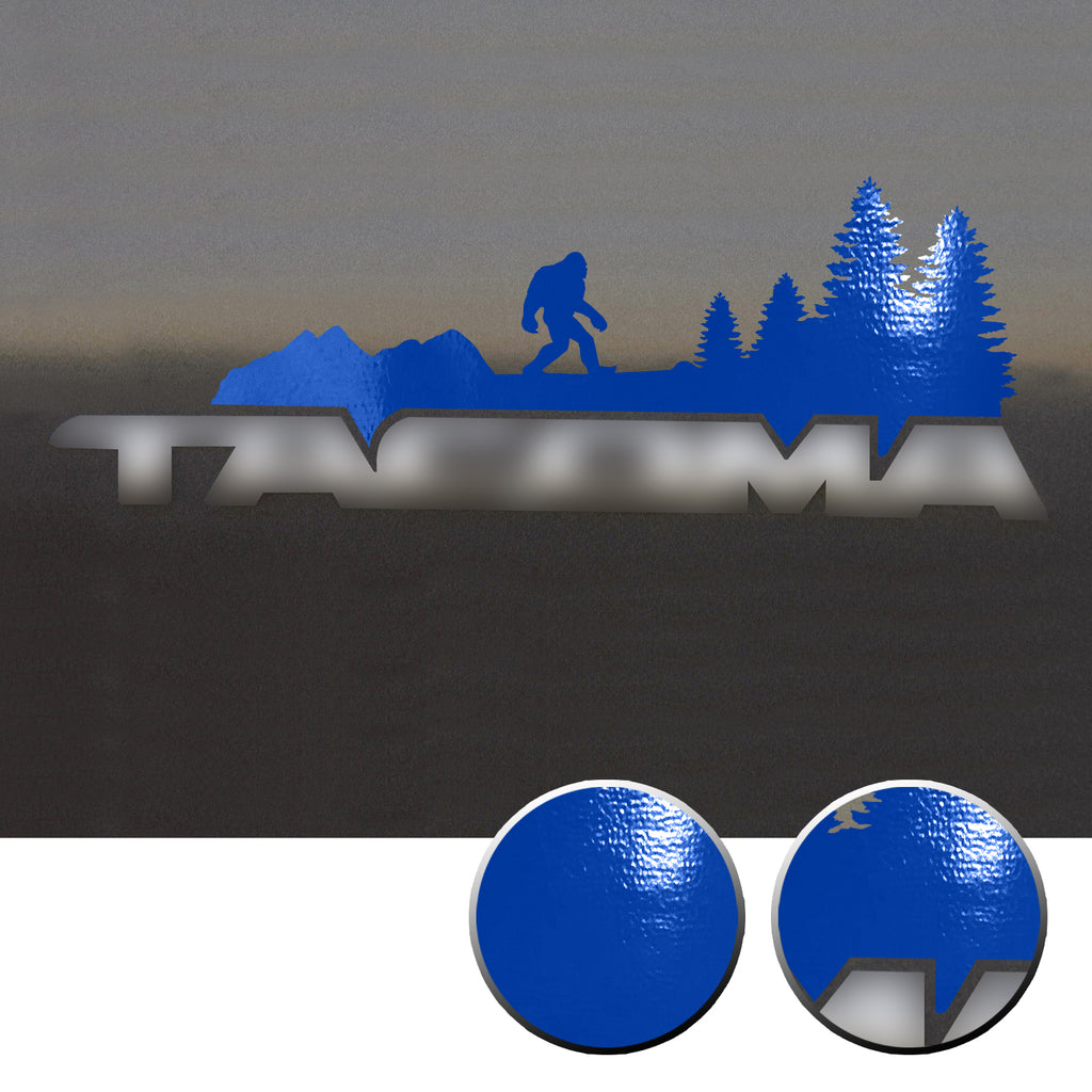 Tacoma Big Foot Badge 2005-2015
