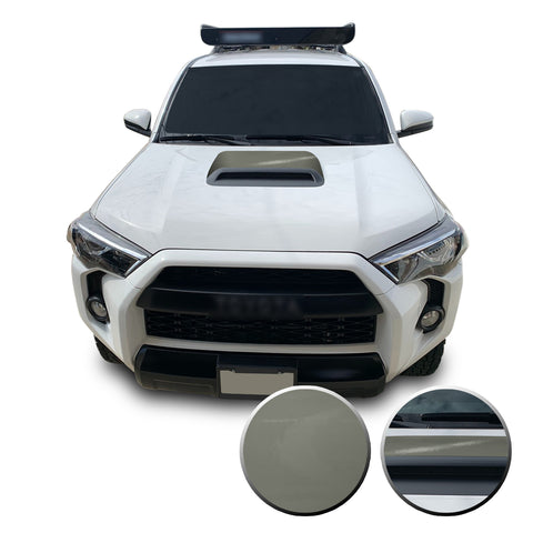 Dashboard Interior Trim Vinyl Graphic Overlay Wrap Decal Compatible with and Fits Tacoma 2016-2020
